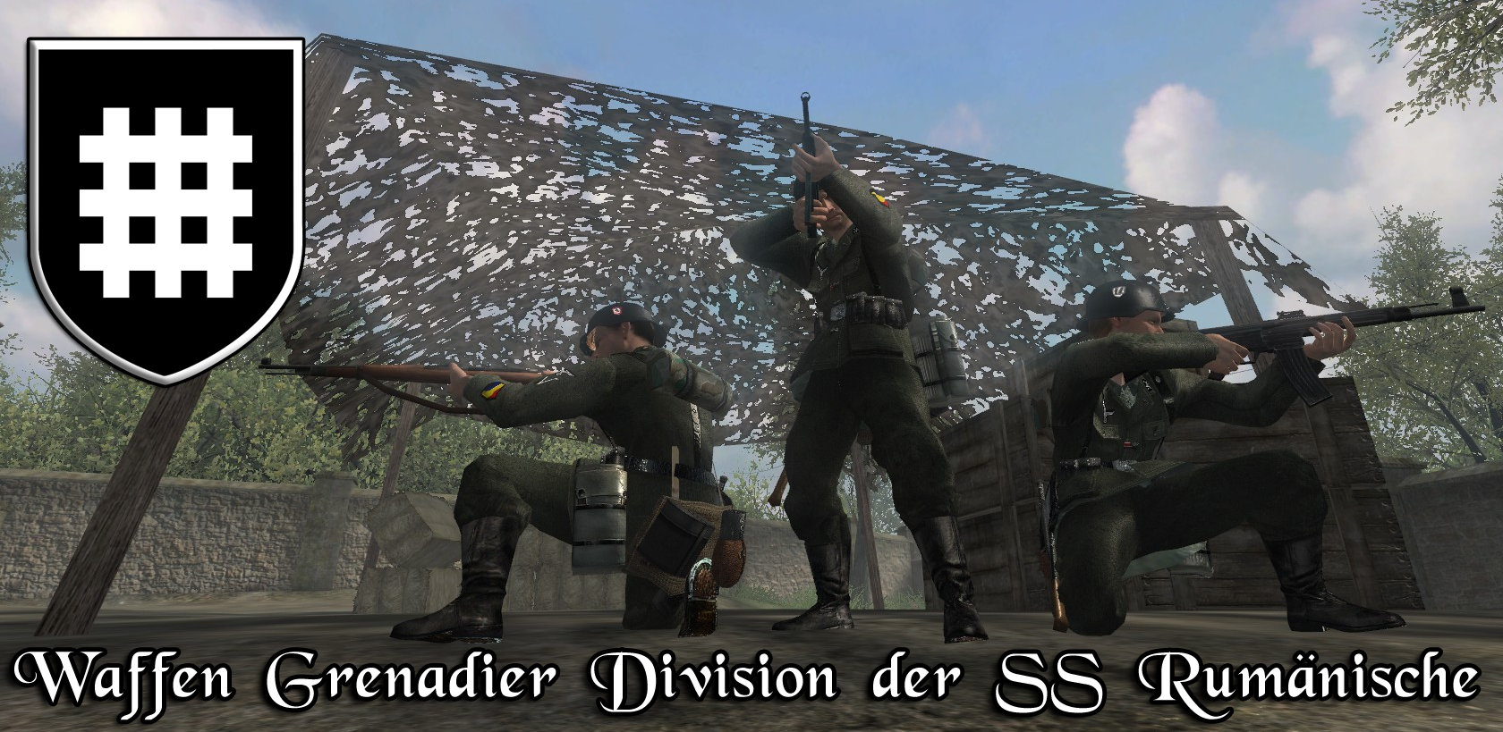 Waffen SS Grenadier Division 1 by crowhitewolf on DeviantArt