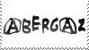 Abergaz Stamp by crowhitewolf