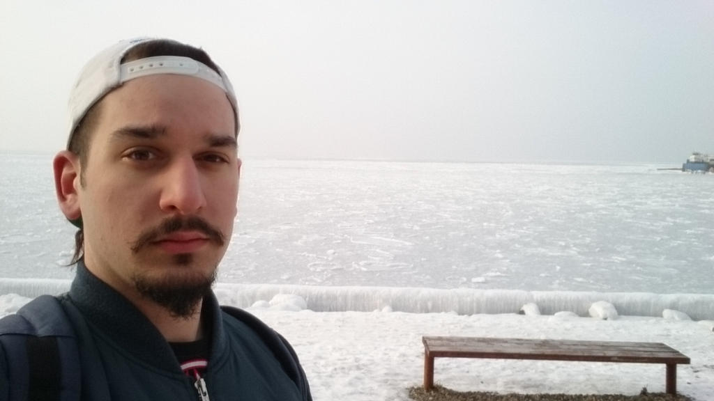 Vladivostok Sea Bay by crowhitewolf
