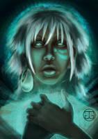 Atlantean Mystic by Dragriyu