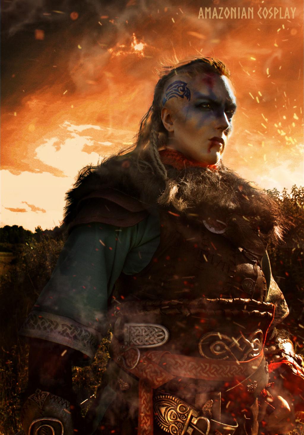 Eivor Cosplay Assassins Creed Valhalla Photo 3 By Megabethbob On Deviantart