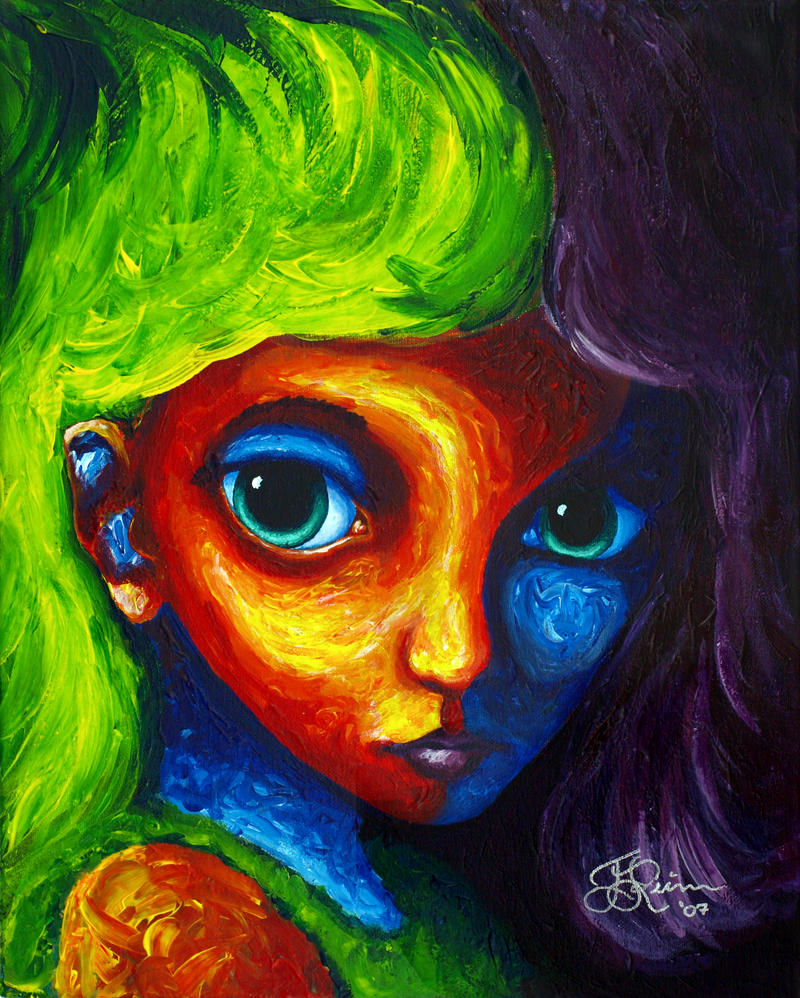 Maria by joereimer