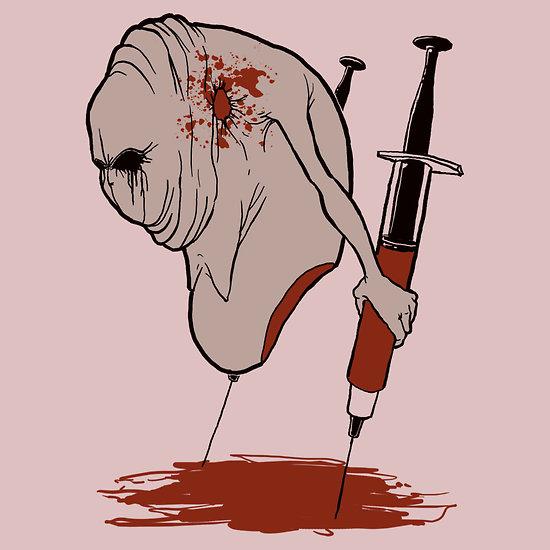 Caricaturas Terrorificas