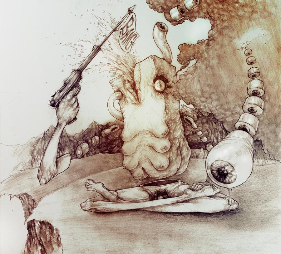 Meditation by KillerNapkins