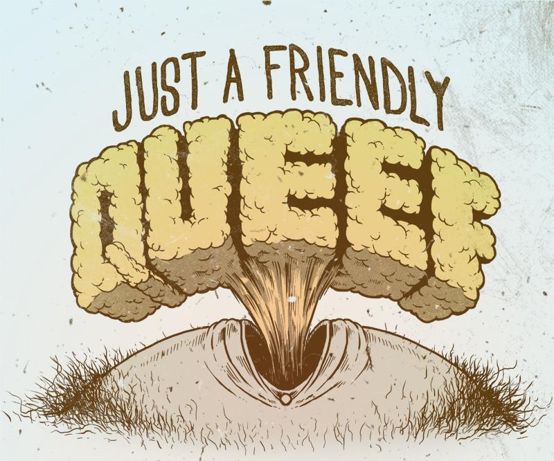 Why do queefs happen