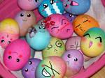 Bunch o' Easter Eggs