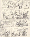Sonic's Disaster page 5