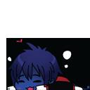 Nightcrawler Shimeji  Preview by Nykiroo