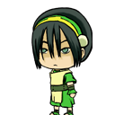 Toph Shimeji Preview by Nykiroo