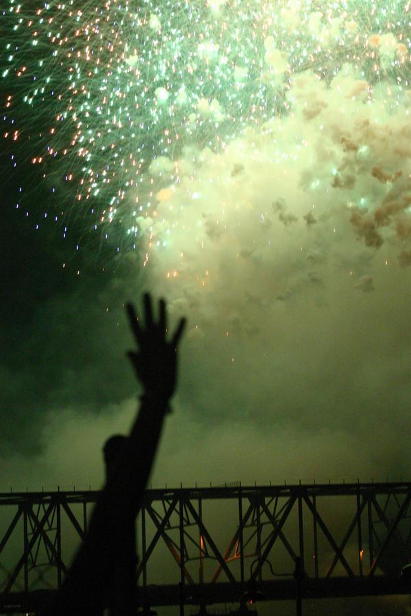 Study in Fireworks 4