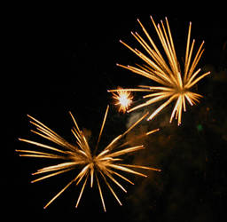 Study in Fireworks 020