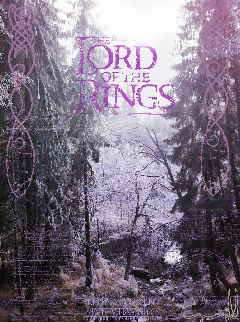 Lotr Book Cover Art : Lord of the rings book cover by jacketfang on deviantart