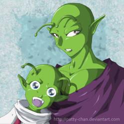 Piccolo and Dende
