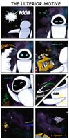WALL-E: The Ulterior Motive