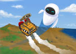WALL-E: Fly With Me