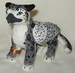 Snow Leopard Gryphlet