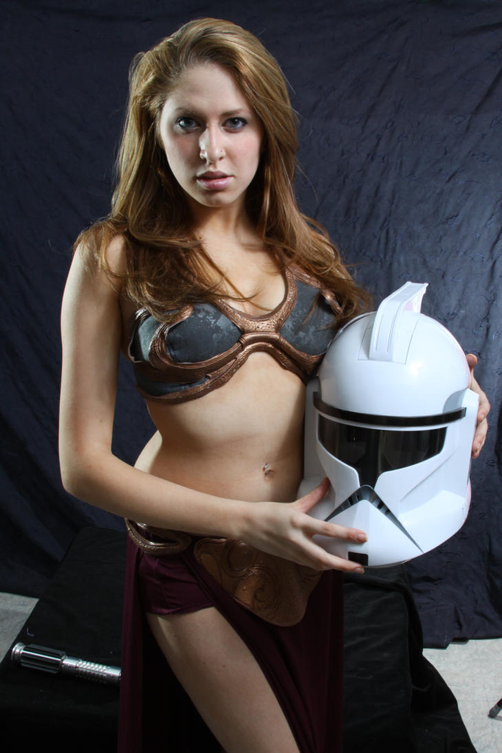 Princess Leia by Freakinblack