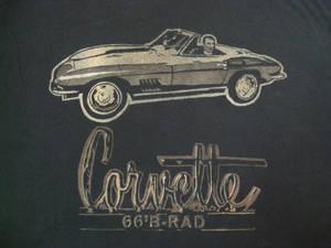 66' B-RAD Corvette...back