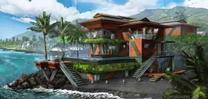 Dr. Draxler's Maui Beach House