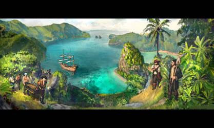 Where to put the Treasure (170 min)