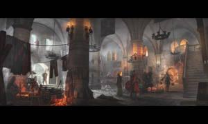 The Siege: Earl's Keep // Fantasy / Medieval / Env