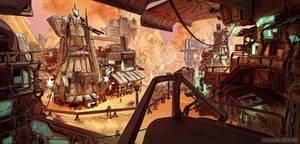 Bravestarr: Fort Kerium - Final