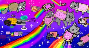 Nyan Cat Madness