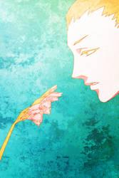 Gladiolus by panatheist
