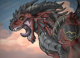 Adrastos by Dinkysaurus