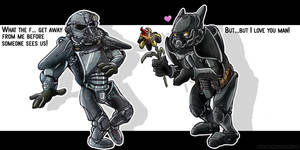 Fallout 3- forbidden love