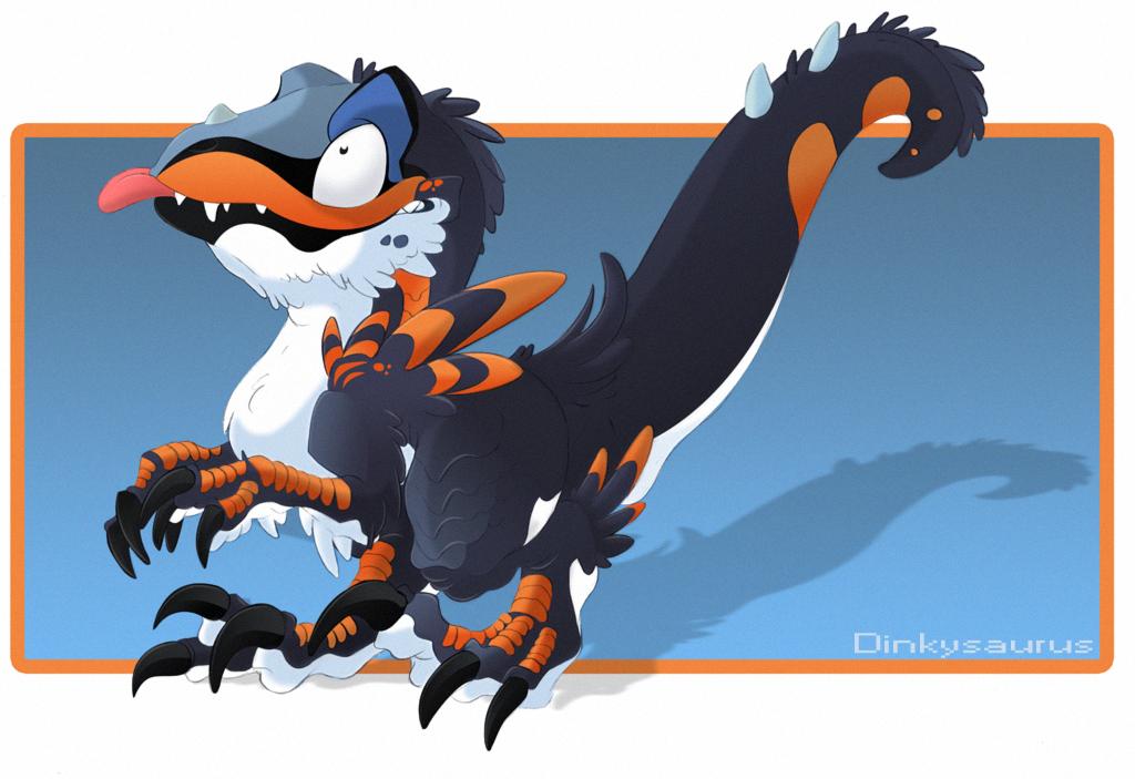 Dinkysaurus by Dinkysaurus