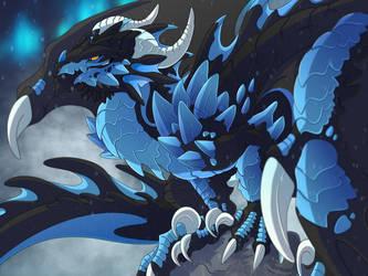 Bluu by Dinkysaurus