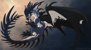 [Custom design commission] Reizakirga by Dinkysaurus