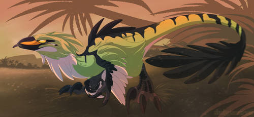 [Custom Dino commission] Likeshine by Dinkysaurus