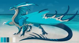[Character Auction] Coastal Dragon [Closed]