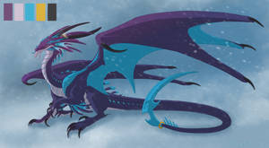 [Character Auction] Purple Dragon [closed]