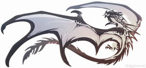 [Character Auction] Ink Wyvern [closed]