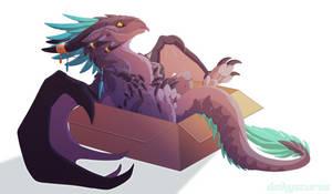 [COM] Nilbold box by Dinkysaurus