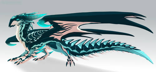 [Custom] Seablue by Dinkysaurus