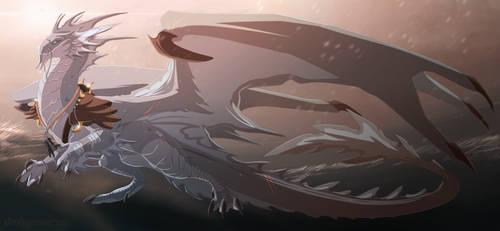 [Custom] SilverWarrior by Dinkysaurus
