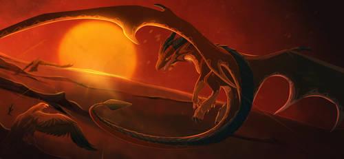 [COM] Sunflight by Dinkysaurus
