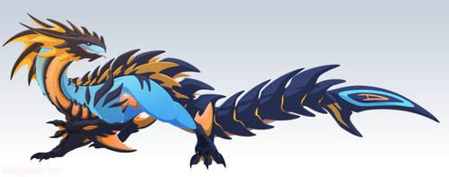 [Custom] Drake by Dinkysaurus