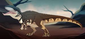 [COM] Acrocanthosaurus