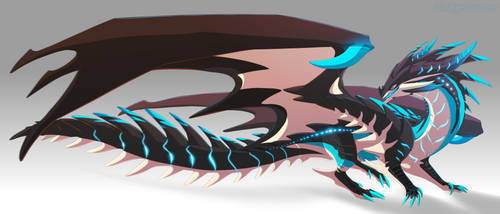 [Custom] Azurewhimsey by Dinkysaurus