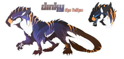 Dinky Felkin by Dinkysaurus