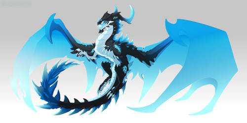 [Character Auction] Atomic Dragon [Open]