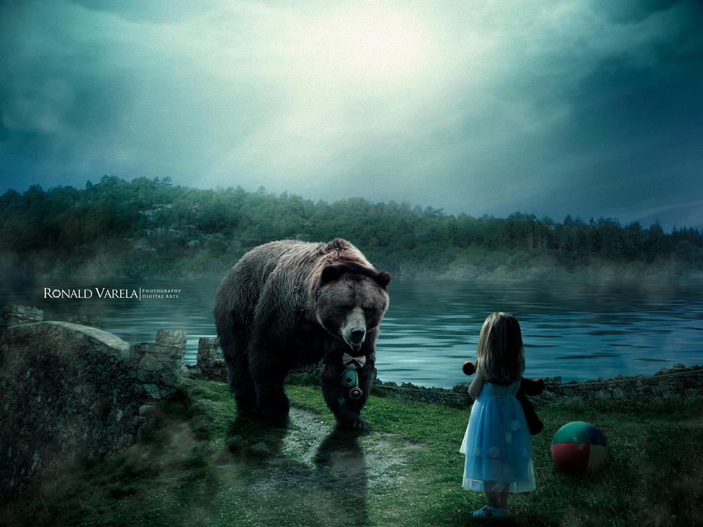 Detras de tus miedos your fears behind by RonaldVarela