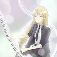 White Melody by Klaziki