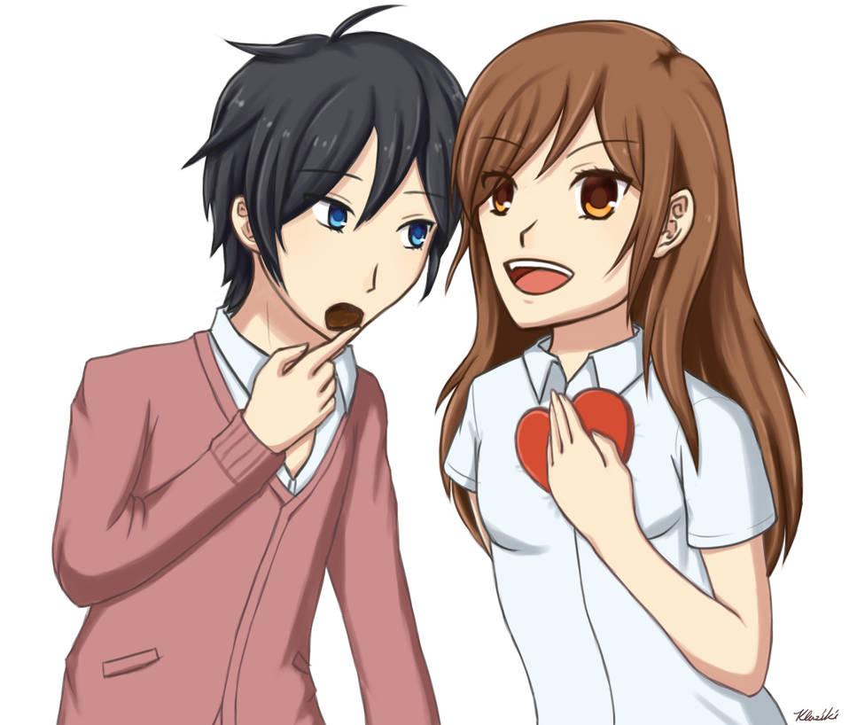 Happy Valentine's Day! by Klaziki