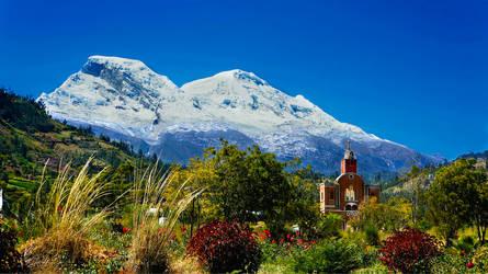 Huascaran Mountain, Peru